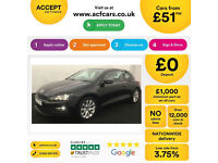 Volkswagen Scirocco FROM £51 PER WEEK!