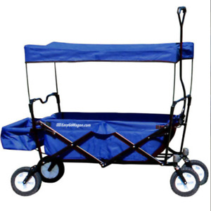 Easygo Wagon with removable shade cover