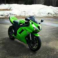 2007 ZX-6R for sale or trade