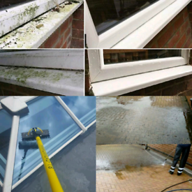 WINDOW CLEANING, GUTTER CLEANING,CARPET CLEANING,JET WASHING,GARDEN SERVICES,DRIVEWAY CLEANING