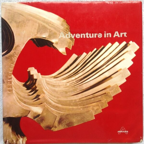 Adventure in Art - Published by Harry N Abrams, Inc - New York - Hardcover