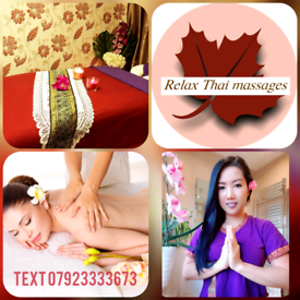 Relax thai massage professional for 8 year