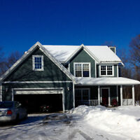 Beautiful home on 10 acres in Port Carling