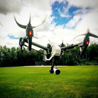 Drone Rental - Aerial Photography & Videography