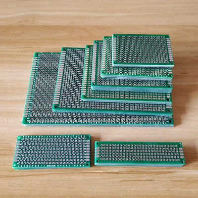 Double Side Prototype Pcb Universal Printed Circuit Board 2x8cm 3x7 4x6 5x7 6x8
