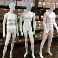 British Columbia mannequin liquidation!  Free delivery to you!