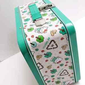Hello Kitty Collectible Metal Lunch Box Sanrio Kitchener / Waterloo Kitchener Area image 3