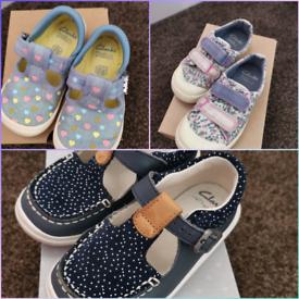Toddler shoe bundle size 6