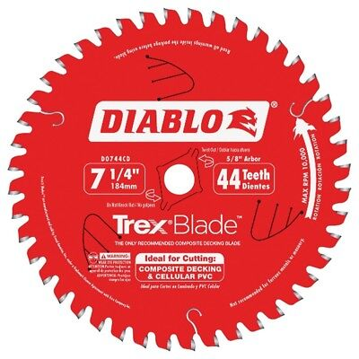 Decking Blade (NEW Freud D0744CD 7-1/4
