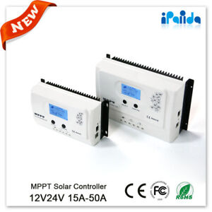 Solar Charge Controller MPPT 50A