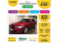 Mazda Mazda6 Sport FROM £36 PER WEEK!