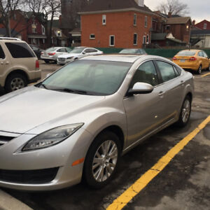 2009 Mazda6  No Accident. Sunroof. AUTO. Family Owned