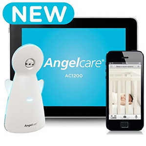 AngelCare Video Movement & Sound Monitor AC-1200