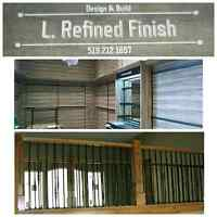 L. Refined Finish inc