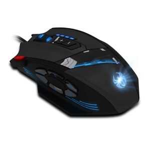GAMERS!  2016 Programmable Laser Gaming Mouse, NEW