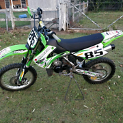 Kx 85 2010 model Maclean Clarence Valley Preview
