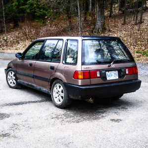 1990 Civic Wagon