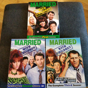 Married with Children DVD sets