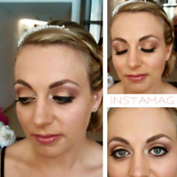 SOFT GLAM BRIDAL MAKEUP $90 ONLY