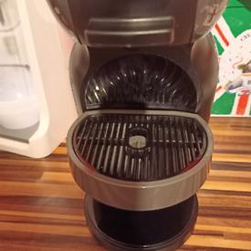 Barely used Dolce Gusto Mini Me Krups Coffee Machine - Dark Grey/Black