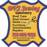 Part Time/Full Time For Busy Upholstery Business - Massey