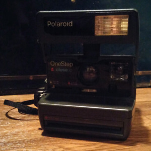 Collectable Polaroid Camera