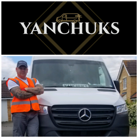 COMPETITIVE! 24/7 Man & Van Services/House Removals & Transportation