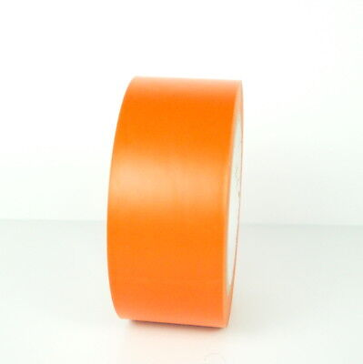 1 Roll Vinyl Tape - Orange - 2 48mm X 108 Ft