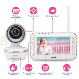 Never used baby monitor