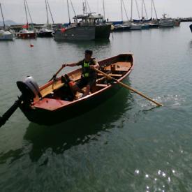 Fishing Rowing Sailing Dinghy