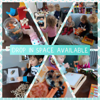 Drop In/Casual Childcare Available Within an Established Dayhome