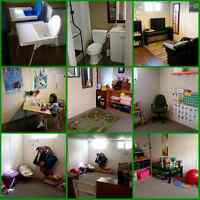 Childcare  available  (Garden City)