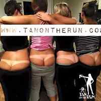 Host a Spray Tan Party and I'll come to youl!!