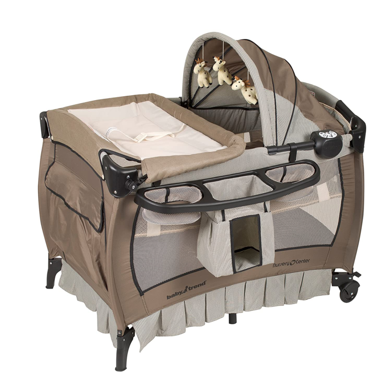 best baby nursery bassinet infant crib portable