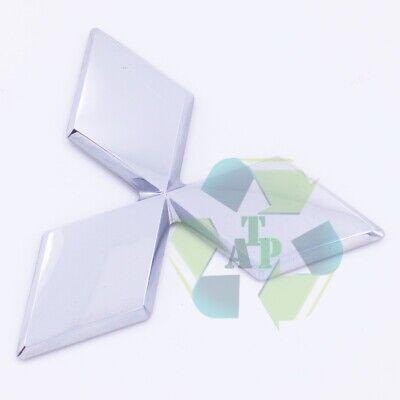 06 07 08 09 Mitsubishi Raider Tailgate Pickup Bed Triple Diamond Emblem Logo OEM