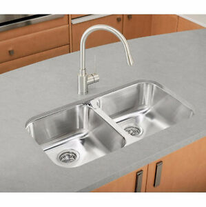 Blanco 400008 Essential Double Bowl Undermount Stainless Steel Oakville / Halton Region Toronto (GTA) image 2