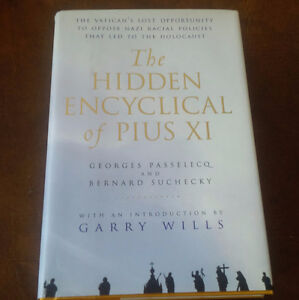 The Hidden Encyclical of Pius XI, Passelecq, Suchecky, 1997 Kitchener / Waterloo Kitchener Area image 1