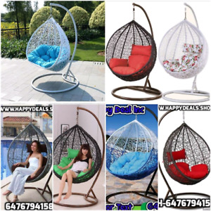 Hanging swing chair Single/Double seat on sale for 280