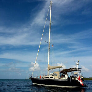 Sail the Caribbean this year on your own  C&C44
