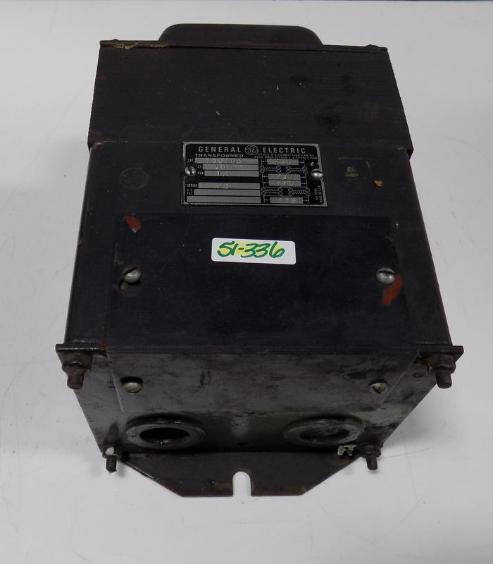 GENERAL ELECTRIC TRANSFORMER 76G108