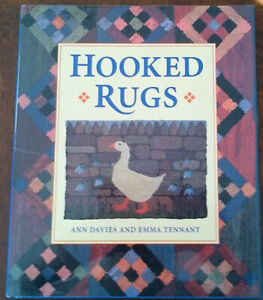 2 Rug Hooking Books - pair for $5.00