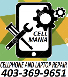 Phone REPAIR & UNLOCK iPhone 5,6,7,8, Samsung, LG 403-369-9651