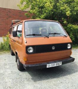 Volkswagen Vanagon 1981, camper van