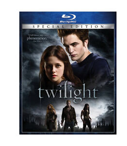 Twilight-Special Edition Blu-Ray-Outstanding condition