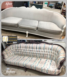 GTA Reupholstery and recovering service
