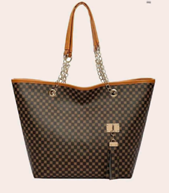 Large Brown Handbag £23 + £3.95 postage NO COLLECTION
