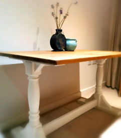 Farmhoude table and chairs