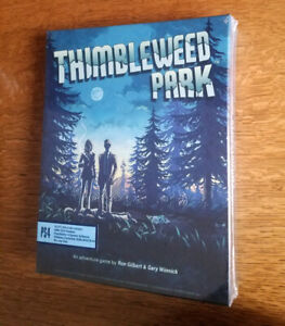 Thimbleweed Park (PS4) Sealed Limited Run Games