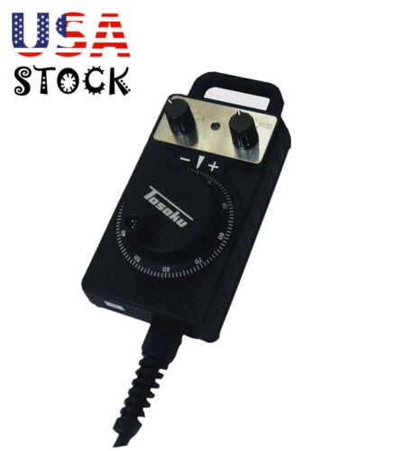 TOSOKU HC115 CNC Handwheel Handle Manual Pulse Generator for FANUC USA