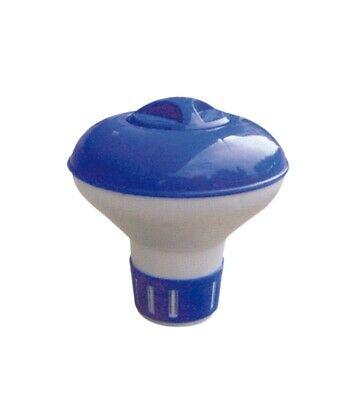 Dosificador cloro flotante mini para piscina / cloro dispensador de pastillas
